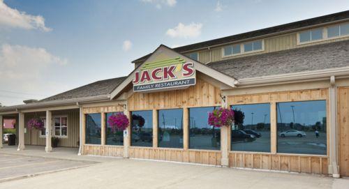 $100 Gift Certificates for Jacks Family Restaurant