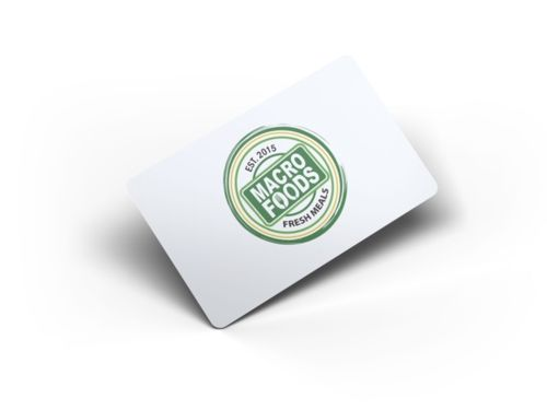 $100 Gift Card for Macro Foods