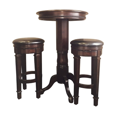 Image for Pub Table & Chairs Set - English Tudor Series - Premium Wholesale
