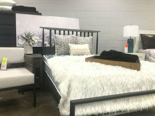 Image for AMISCO JARREL FULL BEDFRAME. Snugglers Furniture