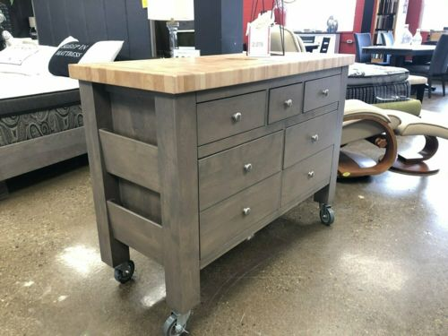 Image for CANADEL KITCHEN ISLAND. Snugglers Furniture
