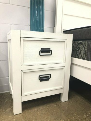 NIGHTSTAND 2 DRAWERS B523-92. Snugglers Furniture