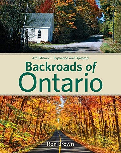 Back Roads of Ontario - 4th Edition