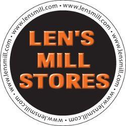 Logo for Lens Mill