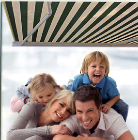 Image for 10ft Sunbrella Retractable Awning Fabric